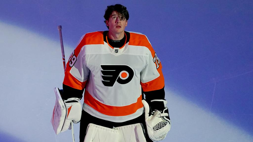 Hart has skill, proper mindset to lead Flyers in Playoffs, Boucher says
