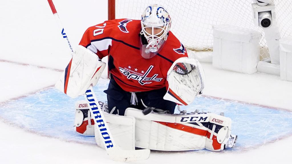 Holtby anticipated to alter into free agent, Capitals will cease in contact thumbnail