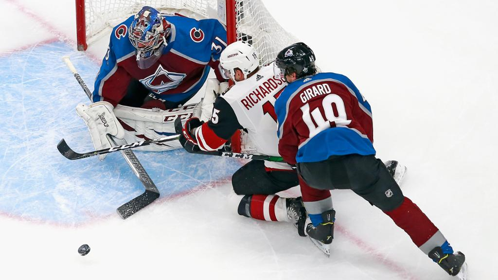 Avalanche And Coyotes Complete Back To Back In Game 3