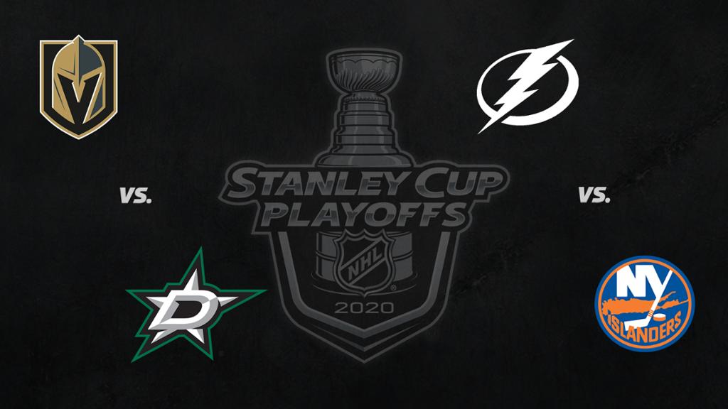 Stanley Cup Playoffs conference finals schedule