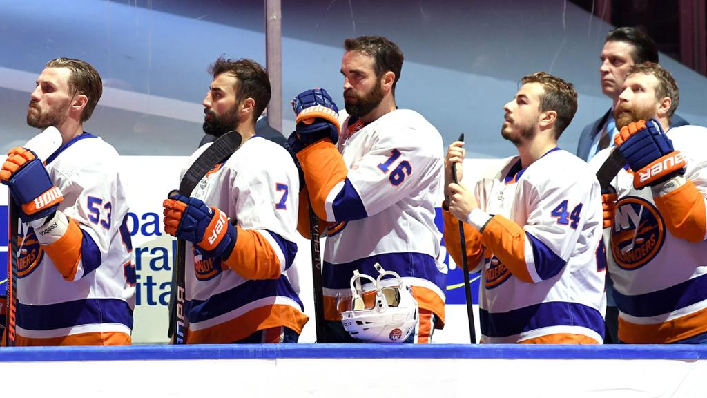 Lightning Lost To Islanders With Two Of Its Forwards Missing The Game