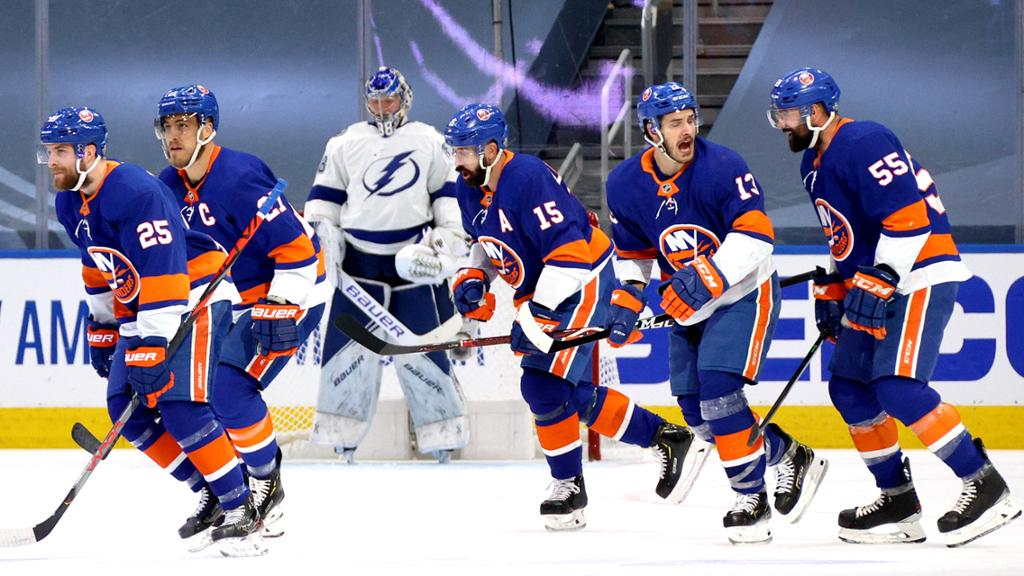 Islanders couldn't overcome scoring issues vs. Lightning in Eastern Final