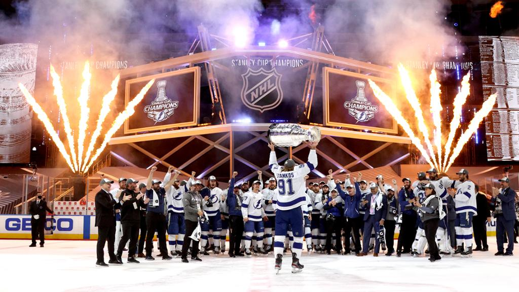 Burns 3 Things We Learned From Winning The Stanley Cup