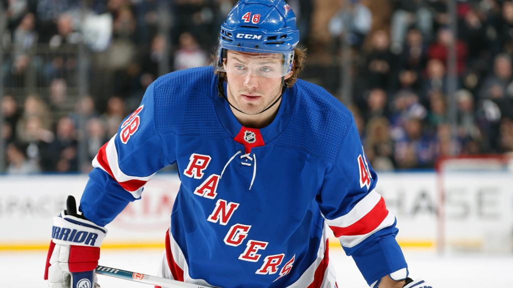 What the Ryan Strome contract means for the New York Rangers