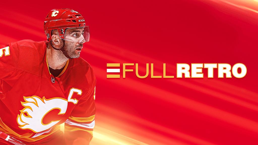 Flames Going Full Retro