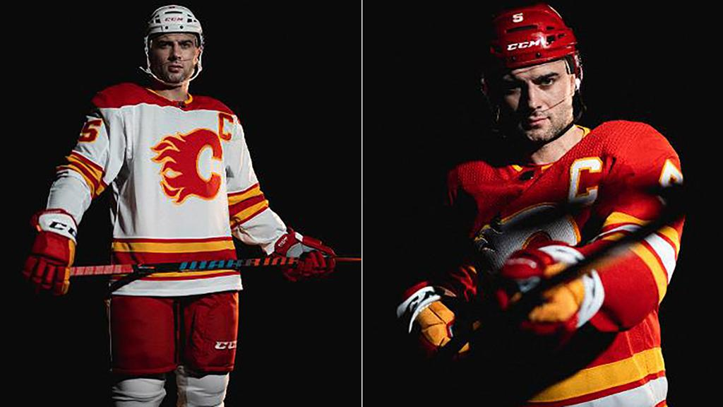 Flames Bringing Back Classic Jerseys From First Season In Calgary