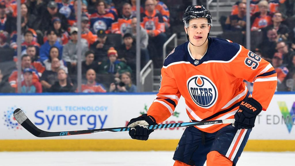 RELEASE: Oilers sign Puljujarvi to two-year contract