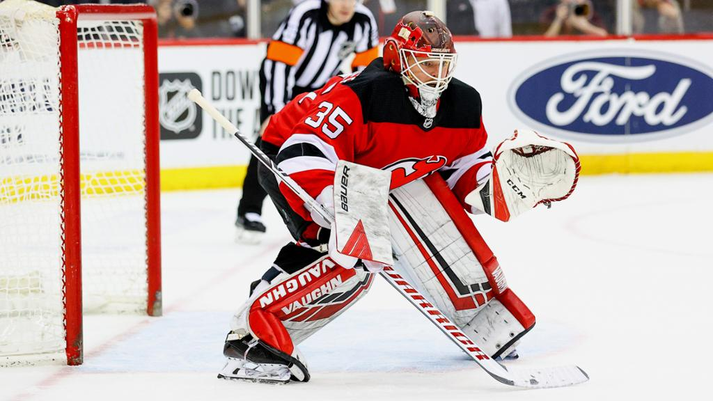 Schneider placed on waivers by Devils for purpose of buyout
