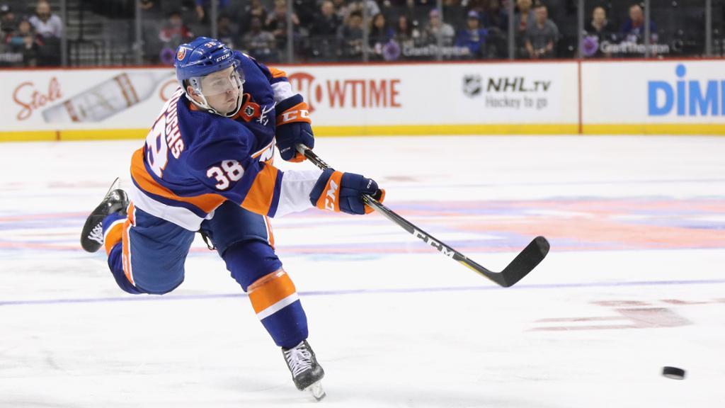 Avalanche Signs Kyle Burroughs | NHL.com