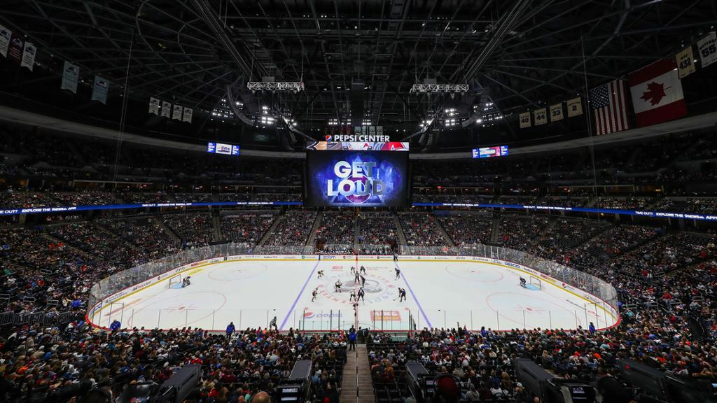 Denver's NBA, NHL home goes from Pepsi Center to Ball Arena class=