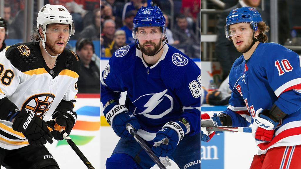 Top wing in NHL in 3 seasons debated thumbnail