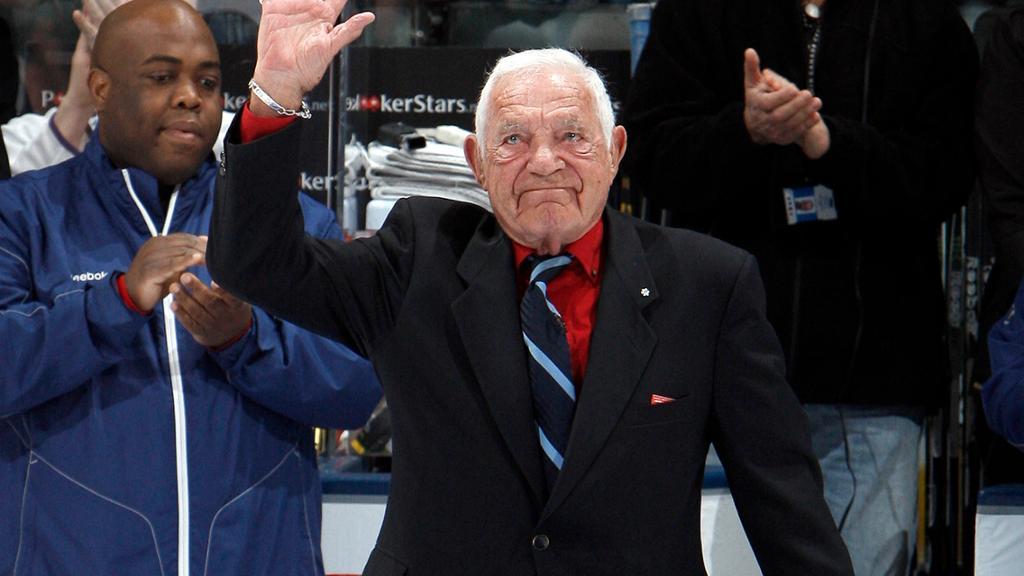 Meeker, former Maple Leafs player, 'Hockey Night in Canada' analyst, dies