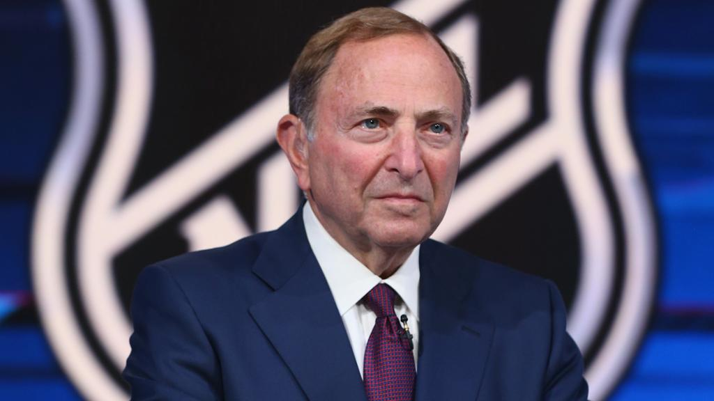 NHL exploring temporary realignment, short-term hubs for 2020-21