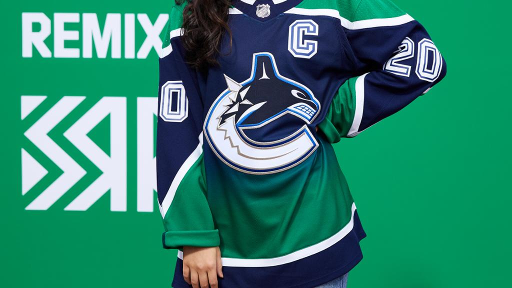 Canucks Adidas And Nhl Unveil Reverse Retro Alternate Jersey