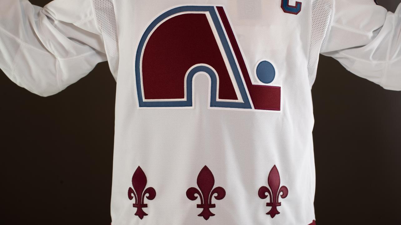 Avalanche Unveils Reverse Retro Jersey