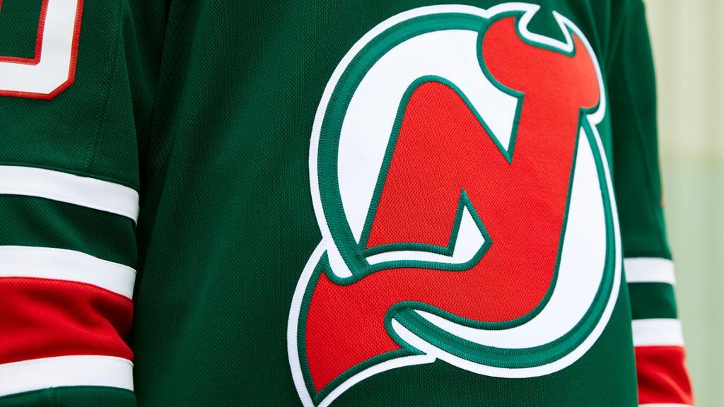 RELEASE: Devils Unveil Adidas Reverse Retro Jersey