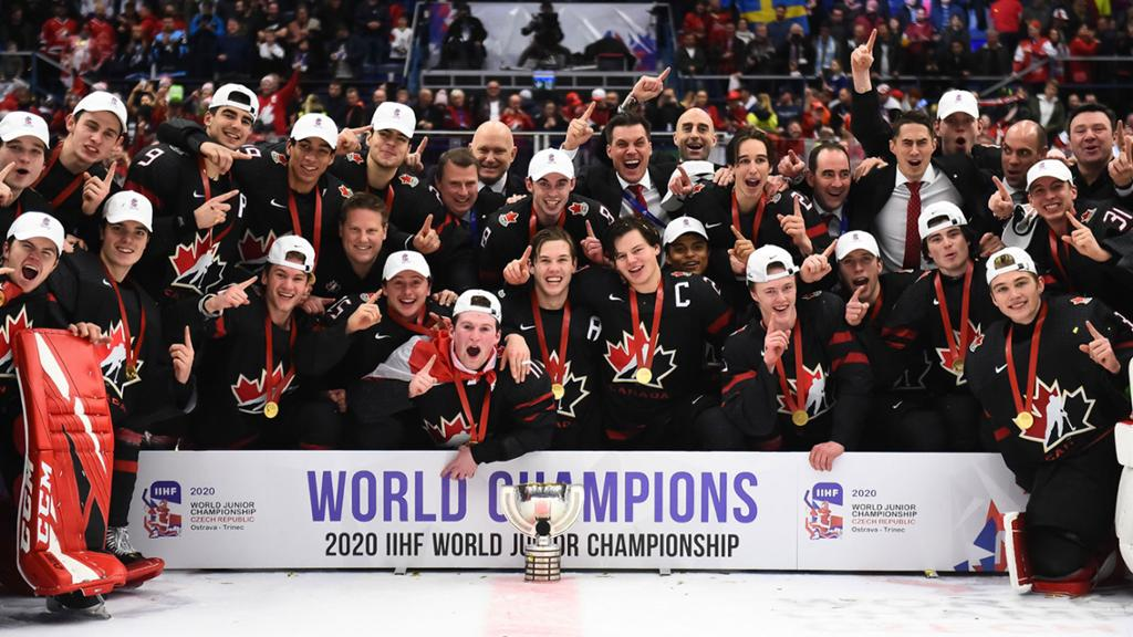 Hockey Canada confident WJC can be played in 'safe environment'