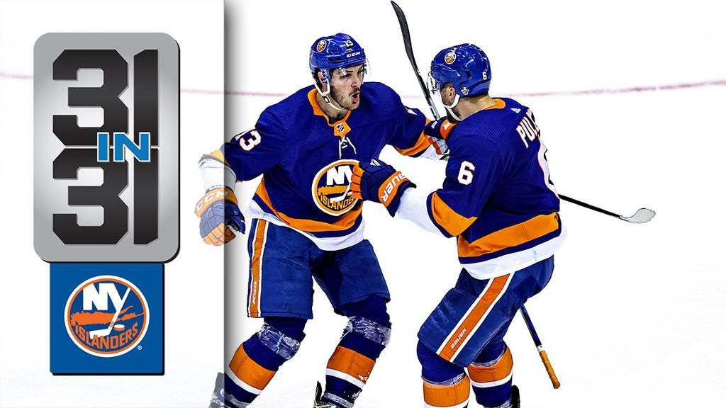 Inside look at New York Islanders