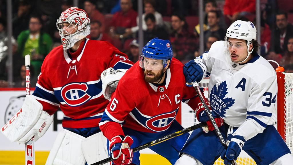 NHL Canada Division would be 'extremely competitive,' Julien says