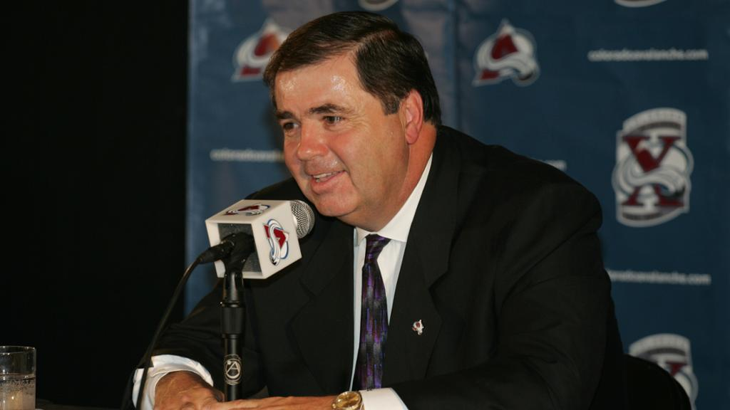 Avalanche to Honor Former President/GM Pierre Lacroix   NHL.com