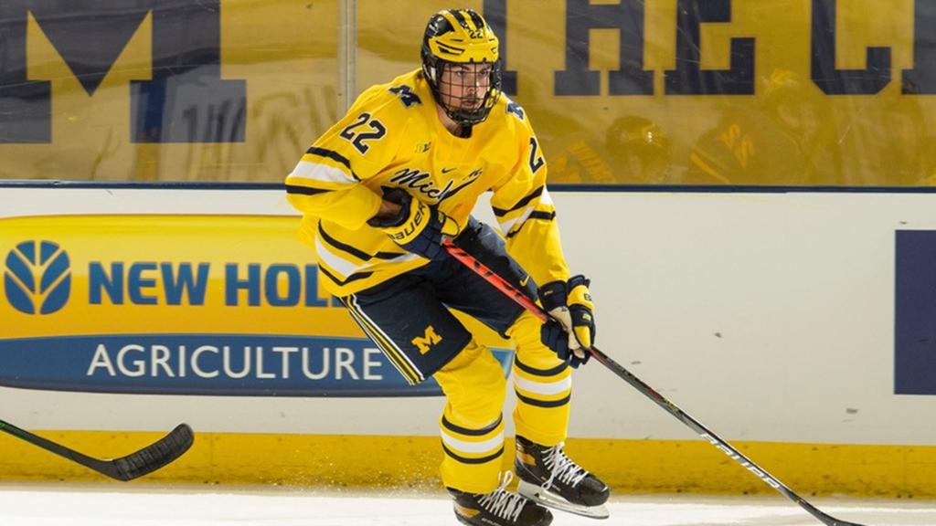 Power, No. 1 pick by Sabres in 2021 NHL Draft, returning to Michigan
