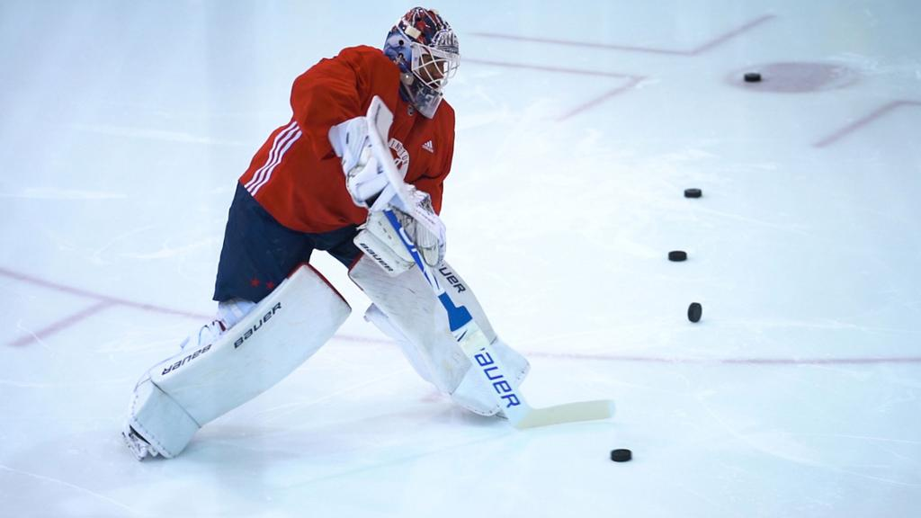 Lundqvist 'was very close' to return with Capitals last season: report