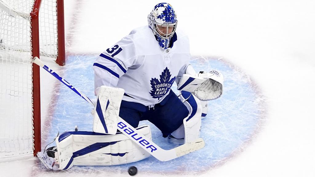 Andersen convinced contract talks with Maple Leafs won't be diversion thumbnail