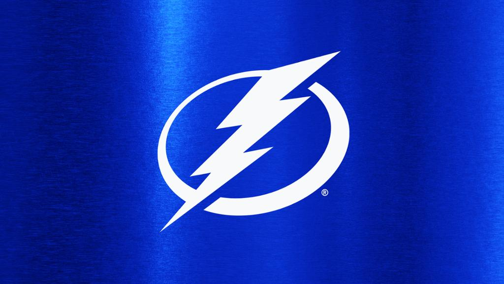 Lightning To Host 1st Annual Hockey Talks Night May 5