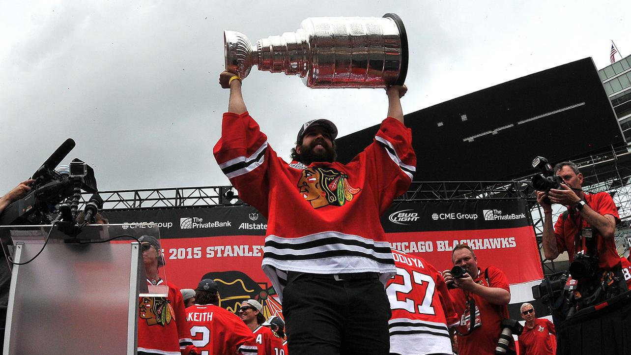 cut LOL: Corey Crawford retires after two Devils practices... Chicago Blackhawks Corey Crawford New Jersey Devils