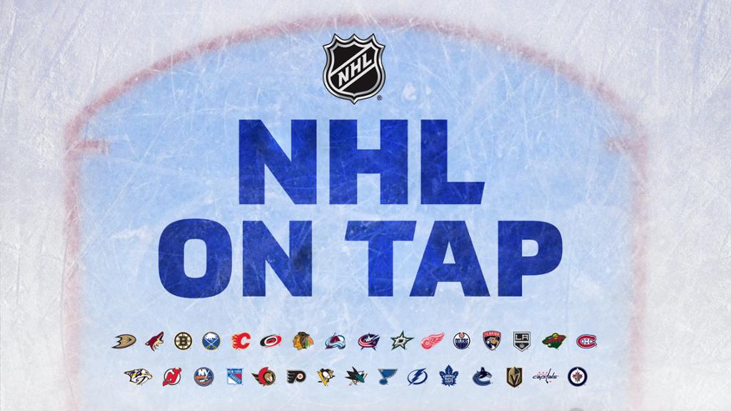 NHL On Tap: Lightning-Blackhawks highlights five-game opening night