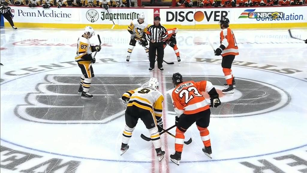 Referee Sutherland welcomes teams to a new NHL season