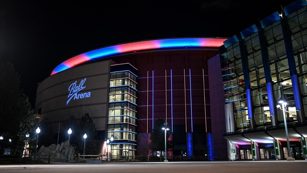 Ball Arena to Host 4,050 Fans for Avalanche Games Starting April 2 thumbnail