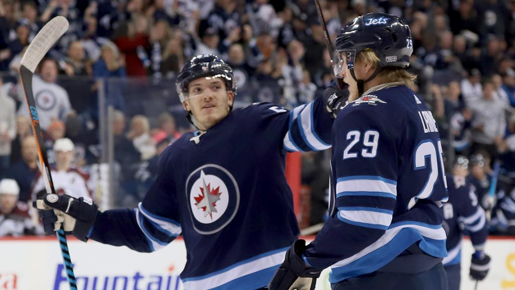 Blue Jackets excited to add Laine, Roslovic in blockbuster deal