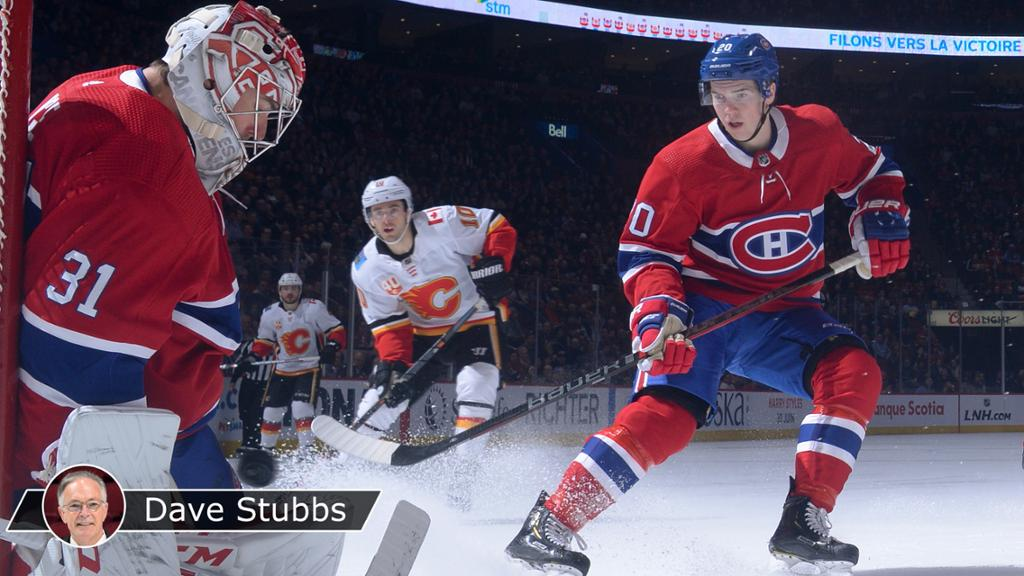 Canadiens will be inspired by city at home opener Thursday thumbnail
