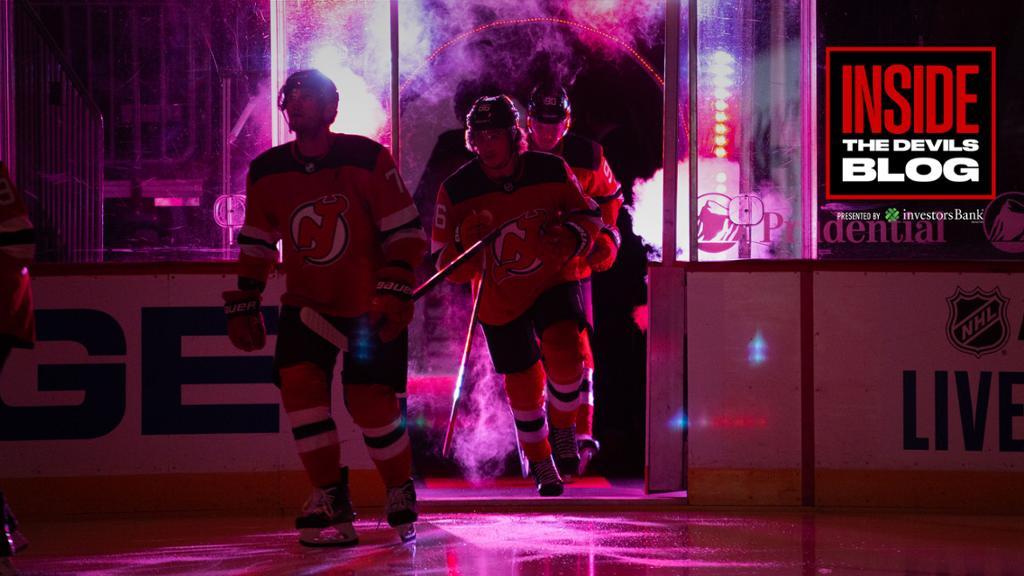 New Jersey Devils Games Postponed Through Feb