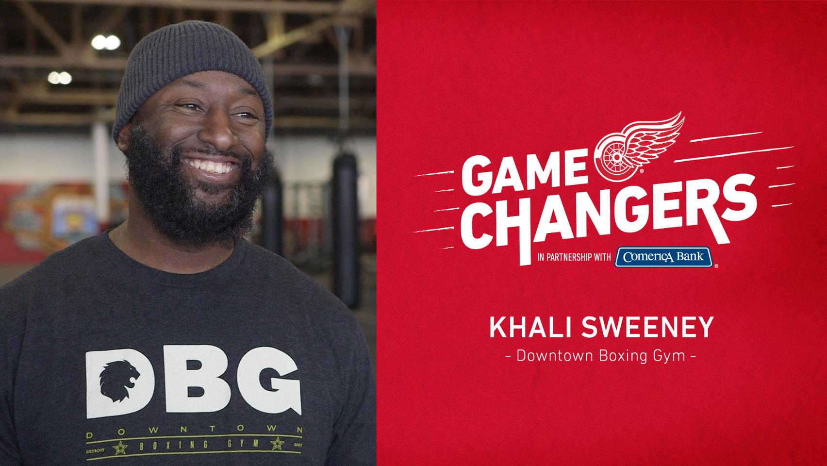 Khali Sweeney