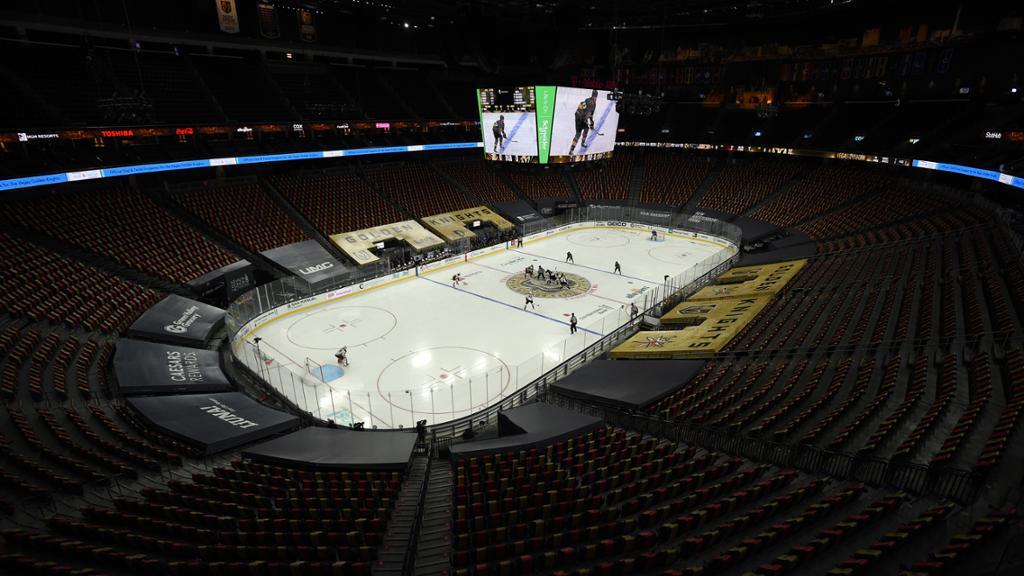 NHL Statement On Last Night's Vegas-Anaheim Game - NHL.com
