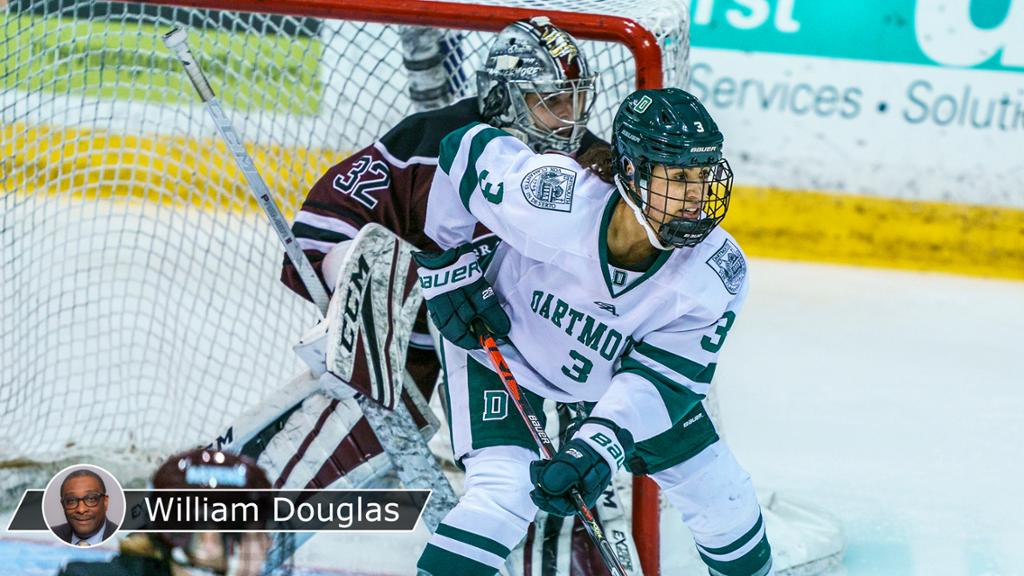 Color of Hockey: Collegiate diversity initiative already paying dividends
