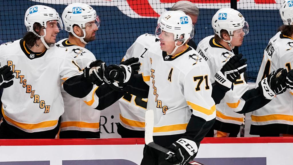 Kapanen Responds, Zucker Injured and Pens Produce Complete Game