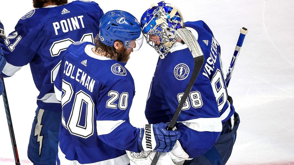 NHL fantasy team power rankings for 2020-21