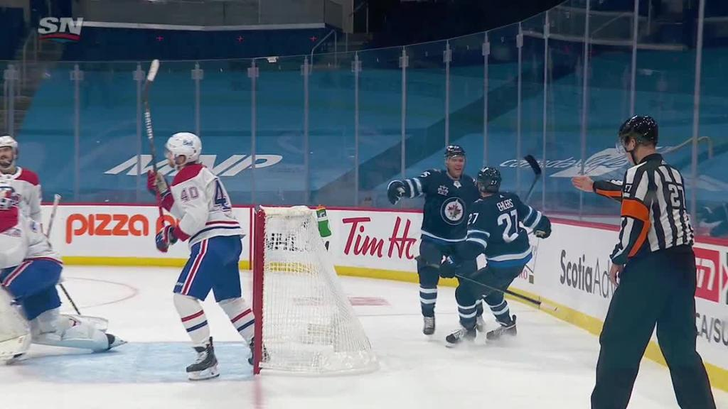 Canadiens lose to Jets in OT, still seek first win for Ducharme