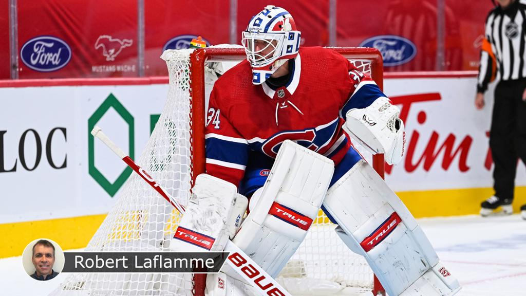 Canadiens : Jake Allen face aux Jets, jeudi | LNH.com