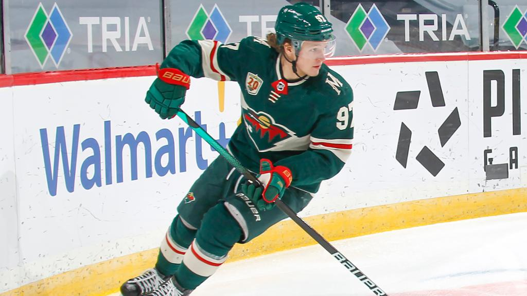 What to Watch: Kaprizov leads Wild in two games against Ducks