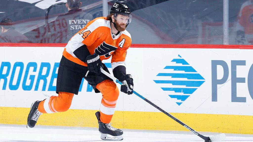 NHL Buzz: Couturier plays for Flyers against Islanders