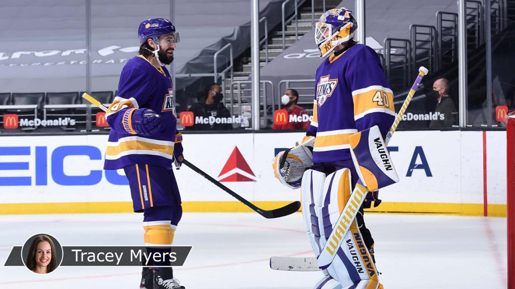 Kings in West playoff mix thanks to accelerated rebuild