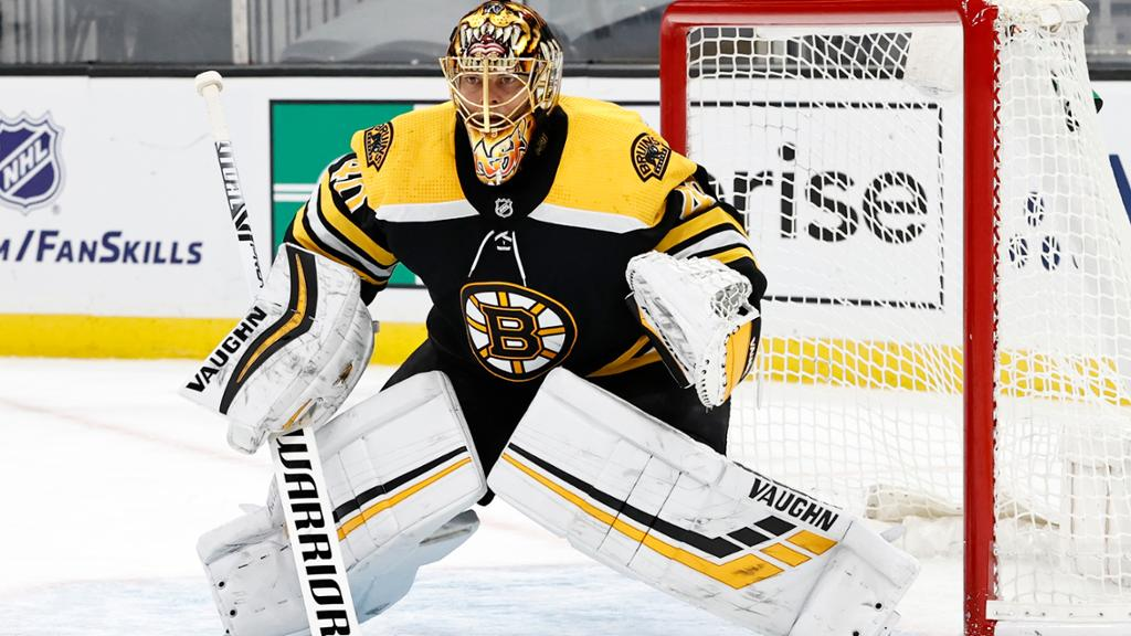 NHL Buzz: Rask to return for Bruins against Islanders
