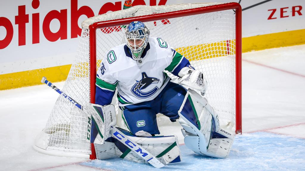 Demko not available for Canucks in return Sunday after COVID-19 outbreak