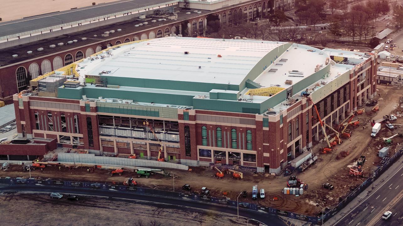 UBS Arena