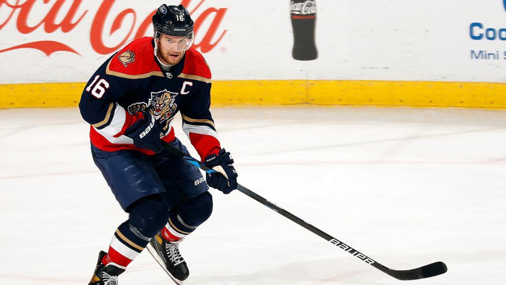 NHL Buzz: Barkov, Hornqvist return for Panthers