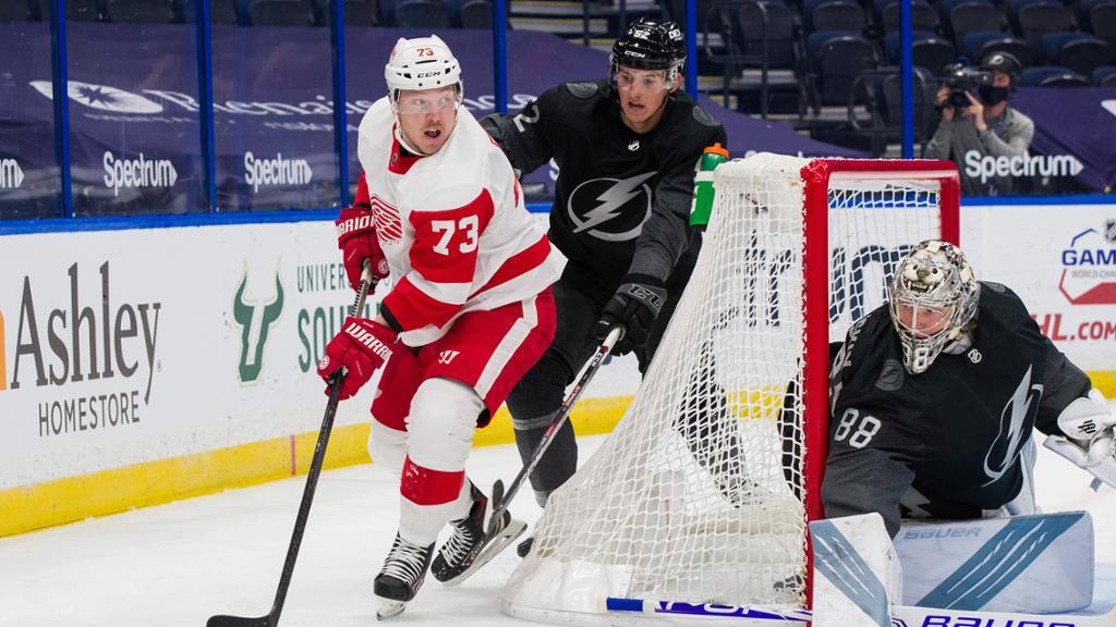 LGRW Final: Tampa Bay slips past Detroit in series opener, 2-1